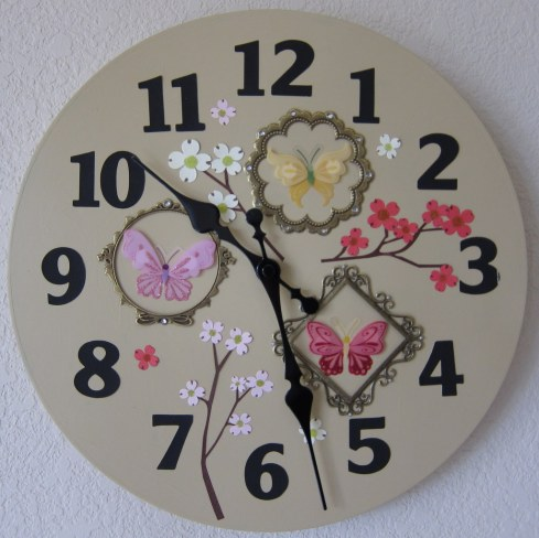craft clock