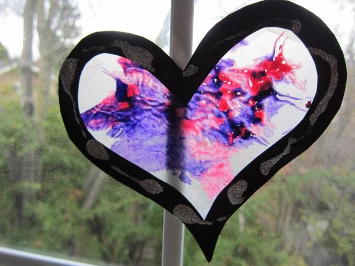 crayon heart1