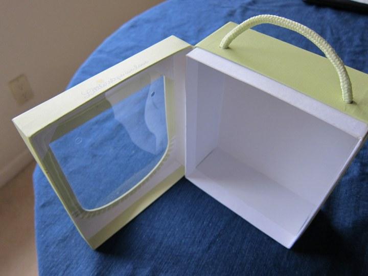 Robeez shoe box
