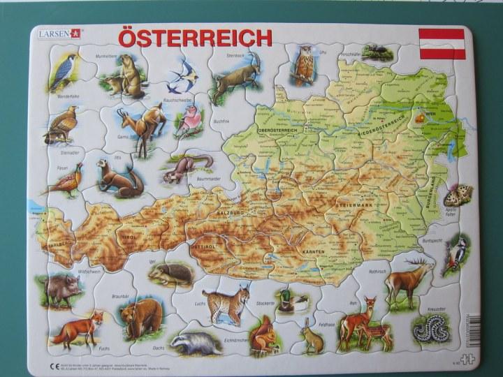 Austria puzzle