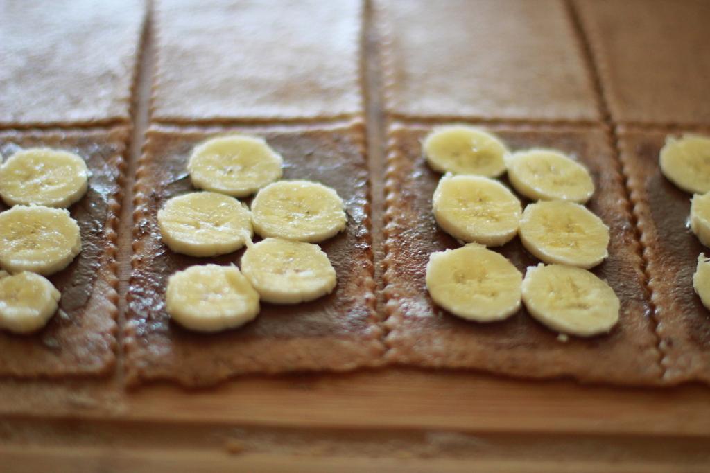 nutella banana pop tart