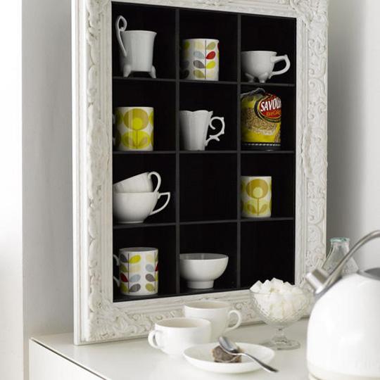 mugs and storage