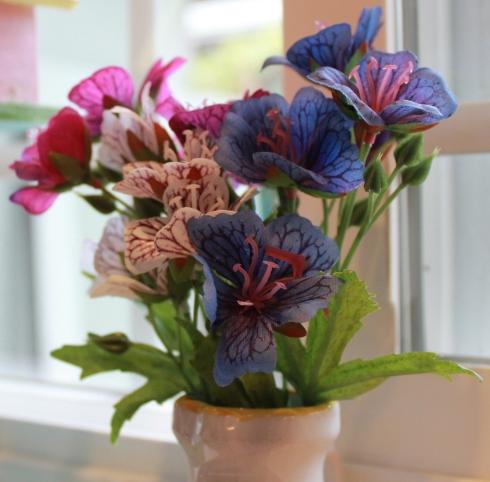 Ikea flowers