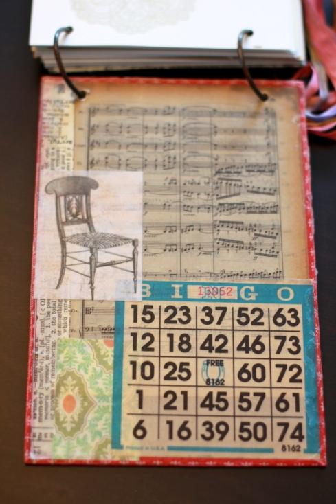 bingo collage