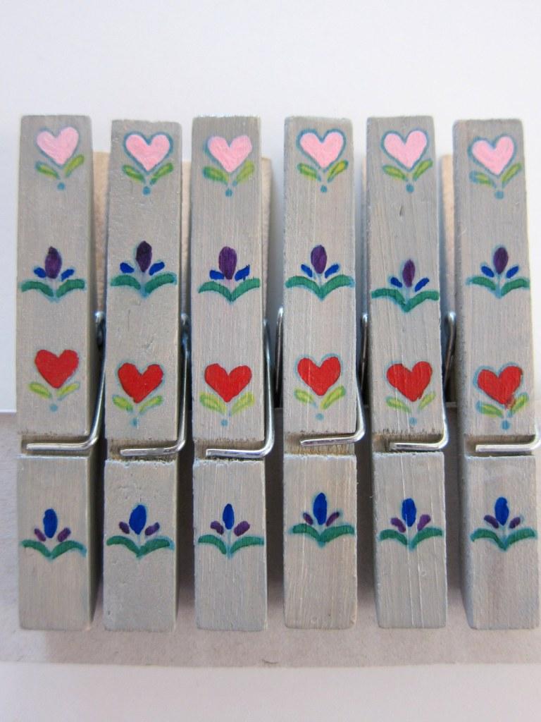 clothespins - folk