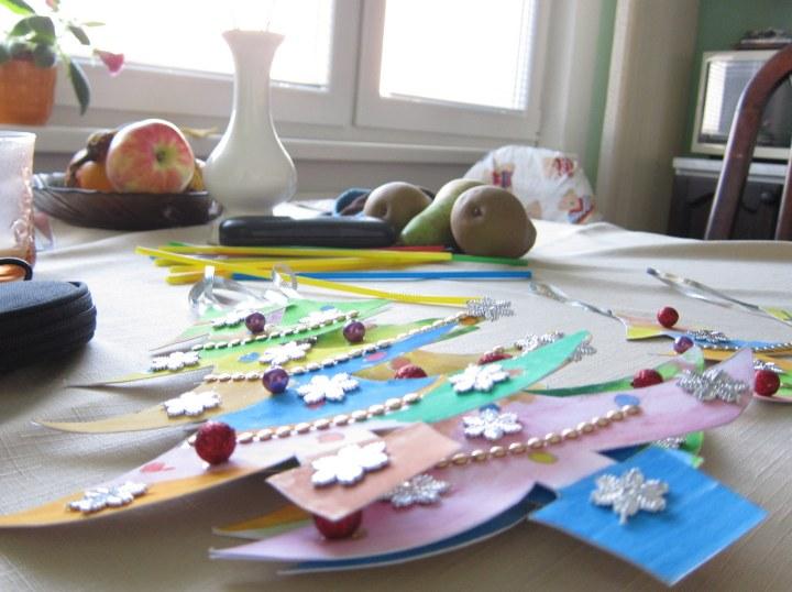 craft tree decorations