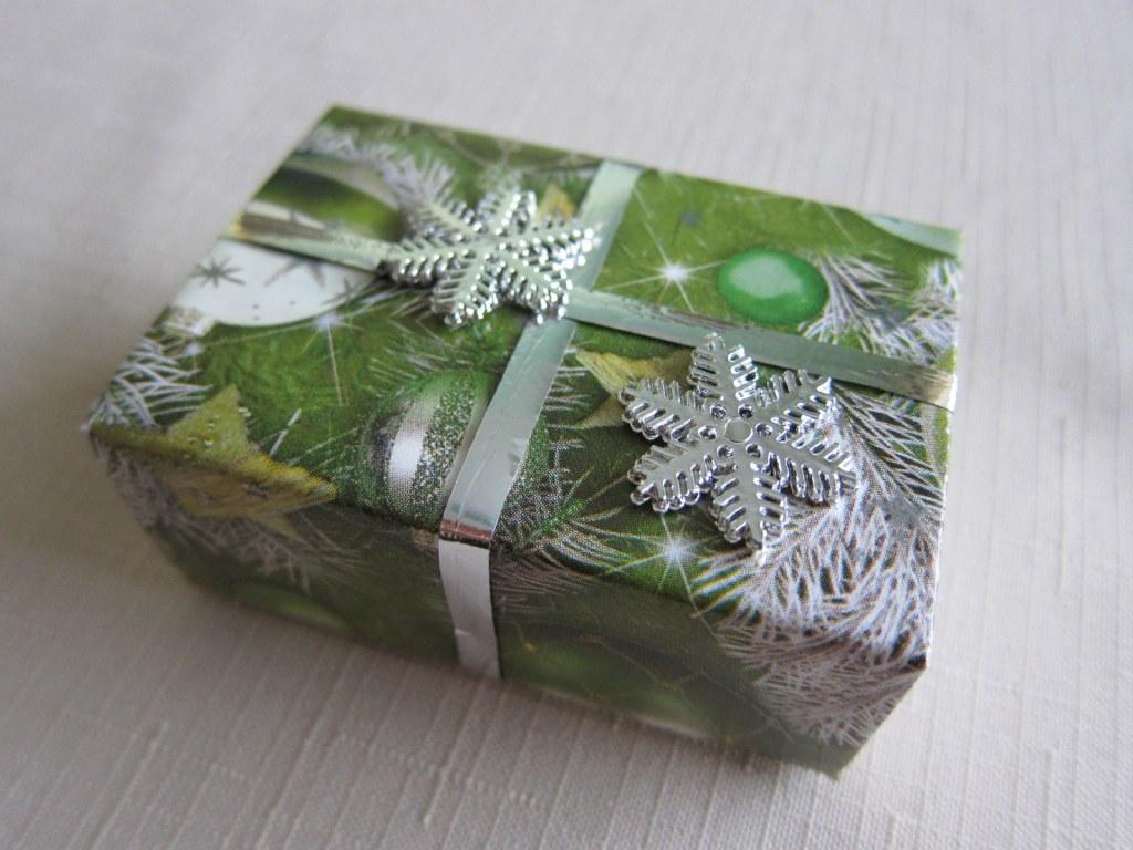match box decorated