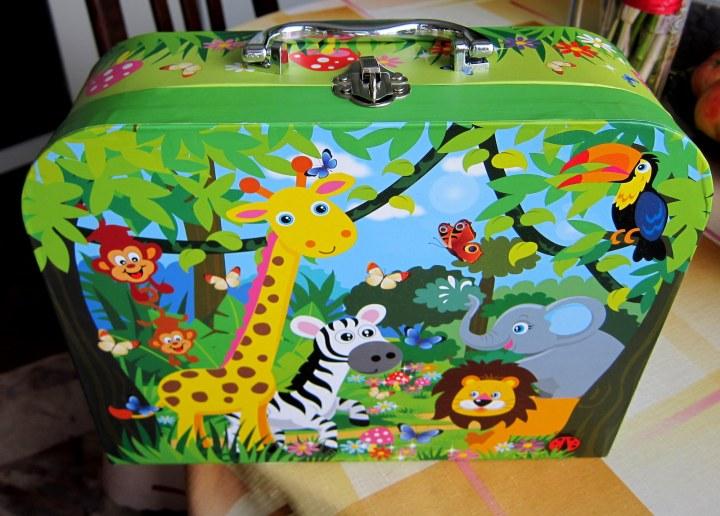 craft suit case