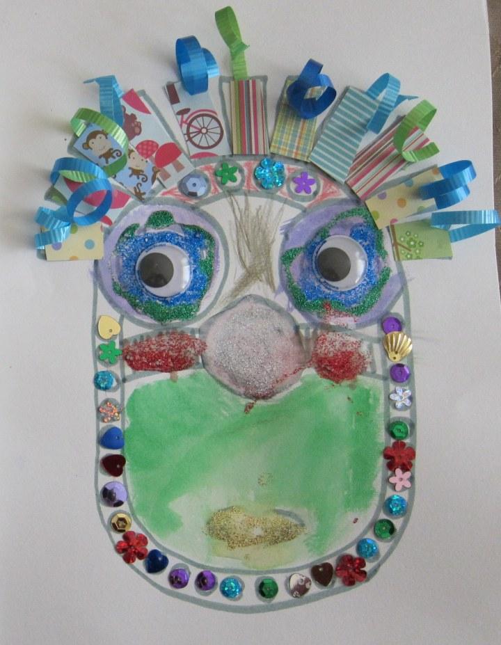 craft face