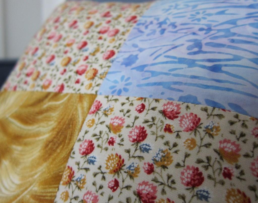 floral pillow 2