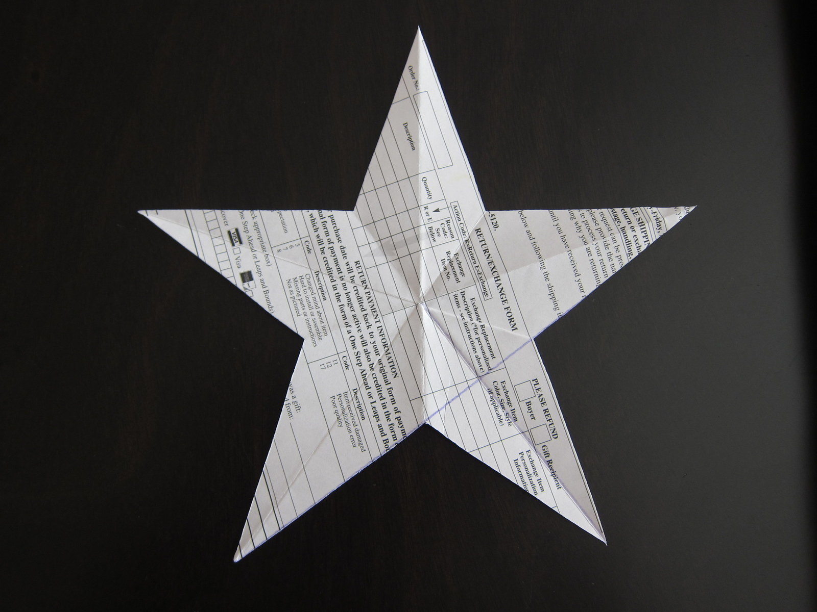 Craft project ikea bondis clock hacked the mellow miller for How to cut a perfect star