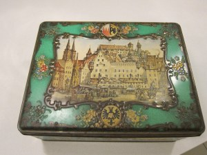 Tin of Nuremberg