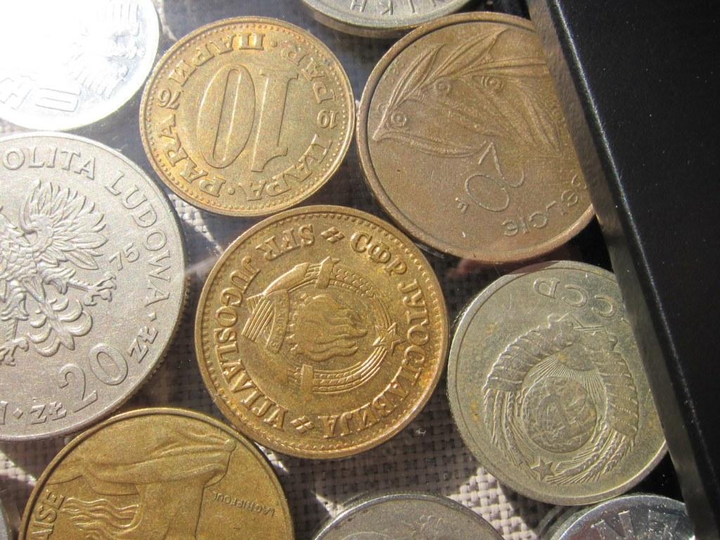 Yugoslavia coin