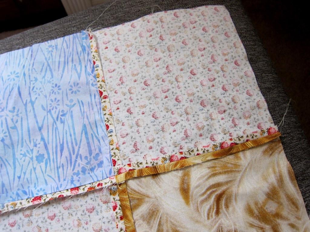 pre cut squares