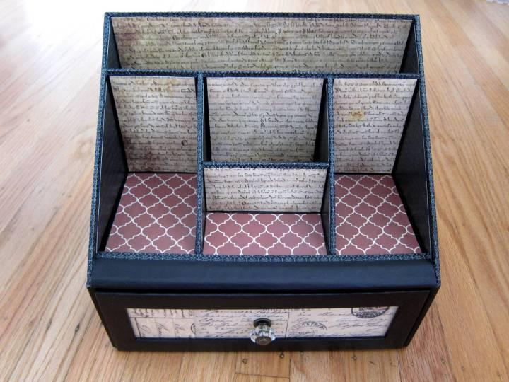 Voyager box