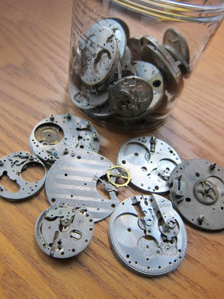 watch parts