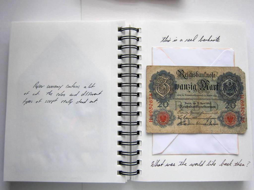 Berlin bank note
