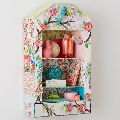 songbird shelf