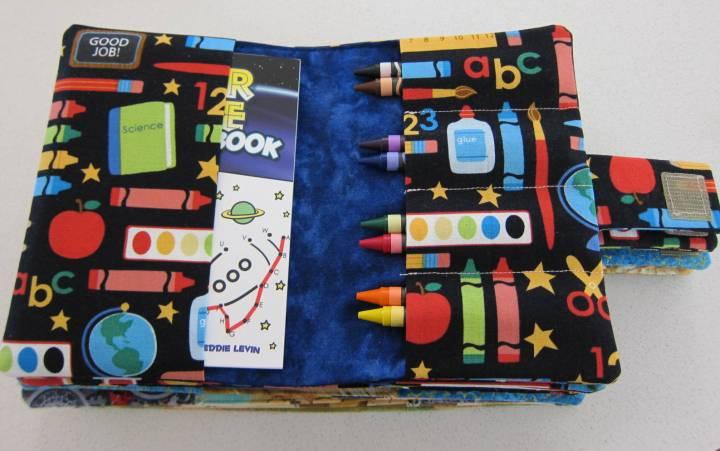 crayon wallet stack