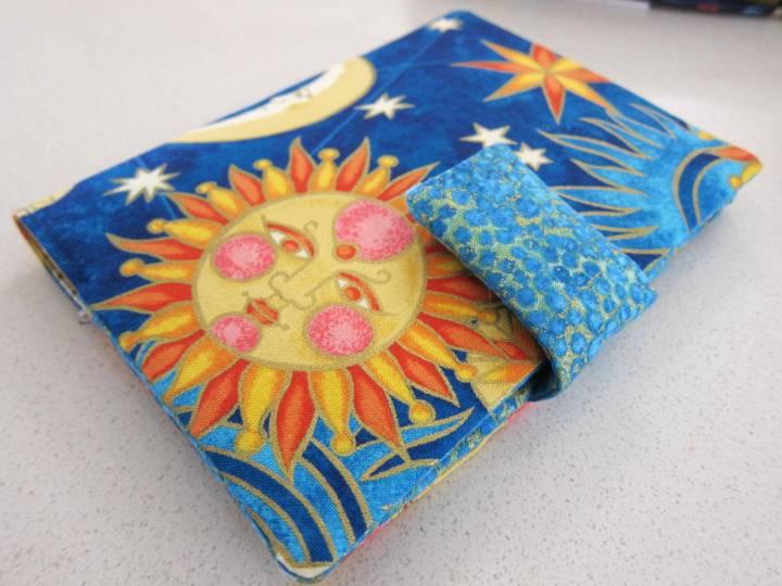 sun crayon wallet