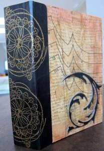 copper spine journal