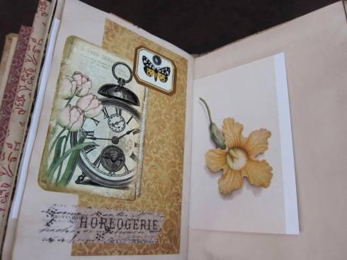 embellished journal page 1