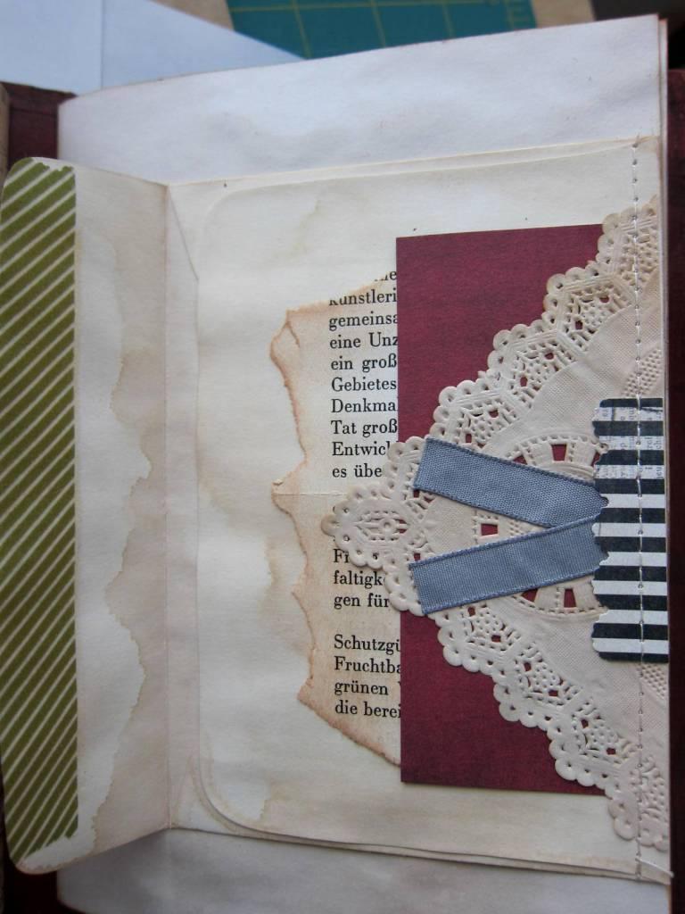 vintage journal envelope