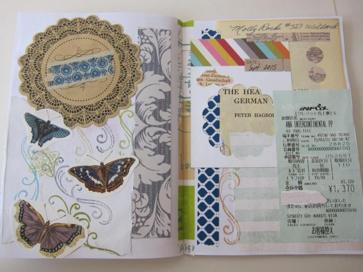 junk journal page3