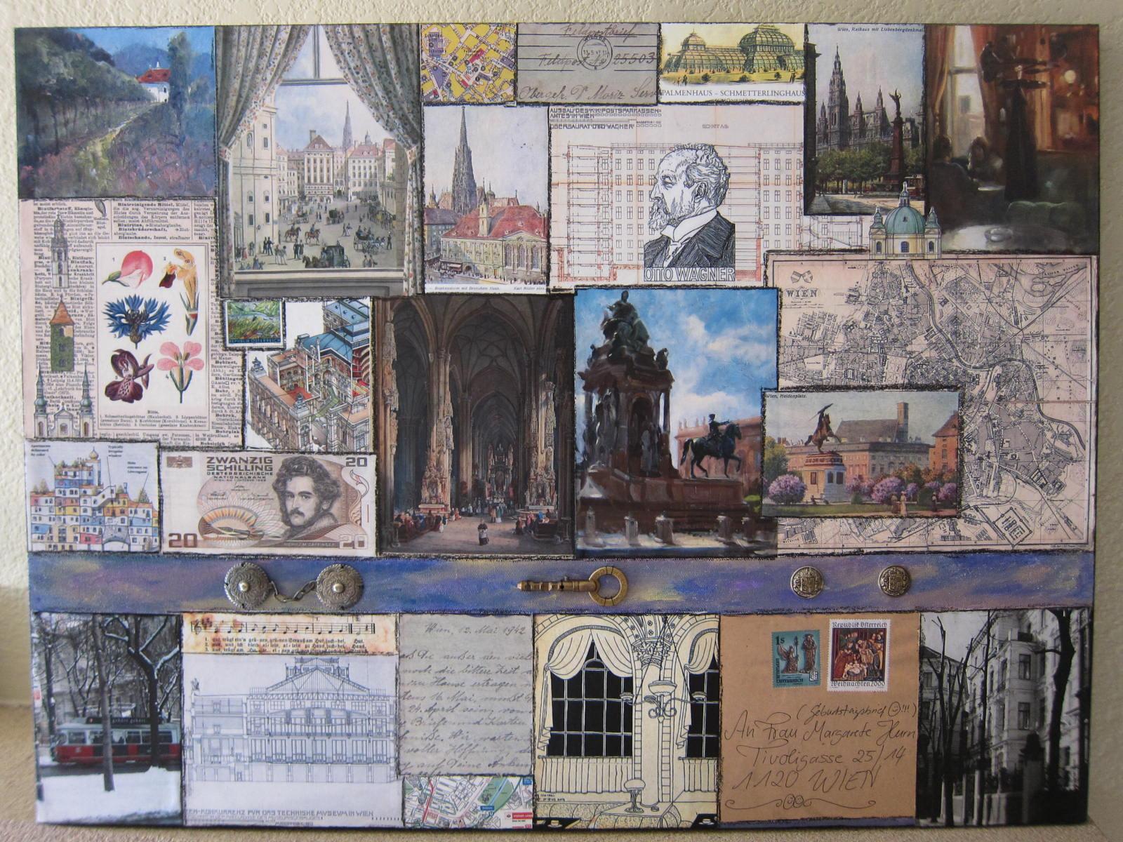Vienna tapestry canvas