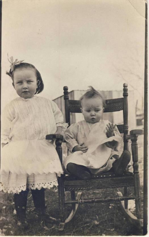 Hughes children
