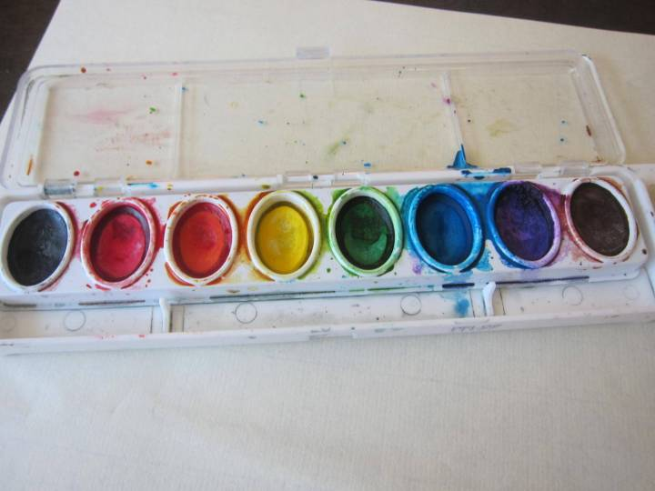 Crayola paints