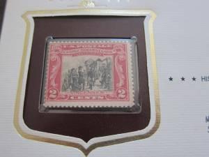 mint stamp