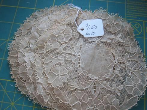 Sunnyvale lace