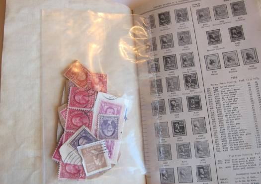 additional stamps