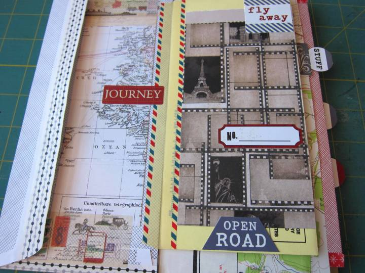 envelope journal pages 1