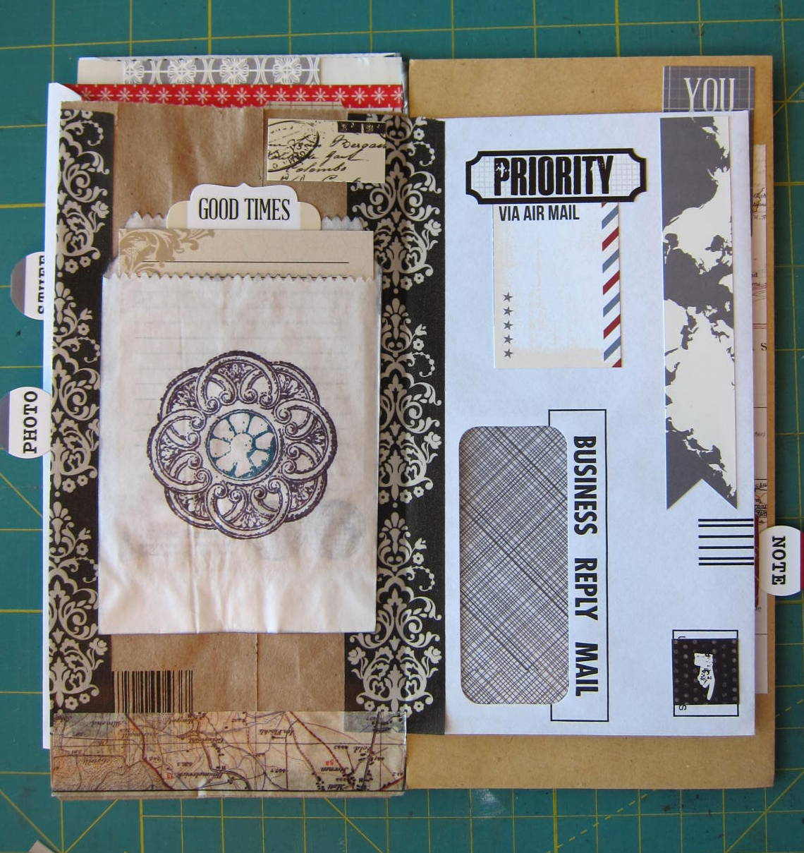 envelope journal pages 6