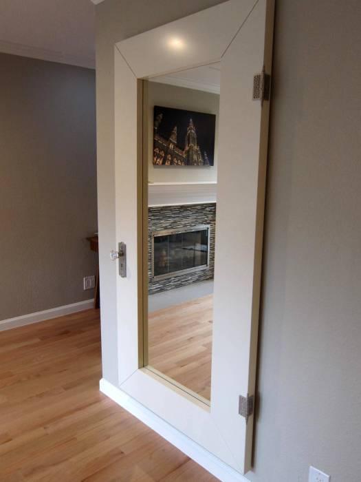 Mongstad full length mirror