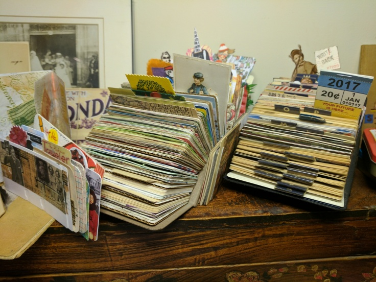 Rolodex collection