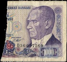 Turkey - front